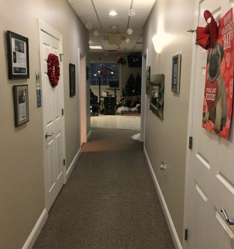 5a.hallway into clinic 2